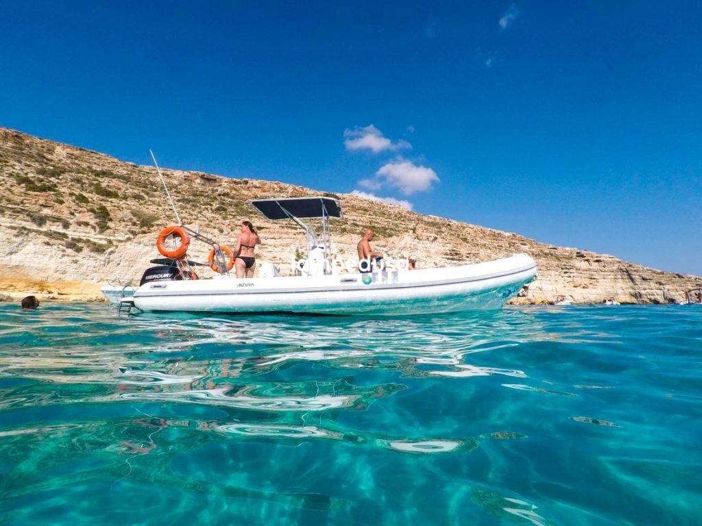Oltremare a Lampedusa