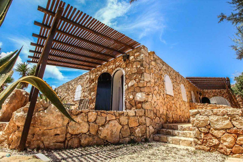 Calamadonna Club a Lampedusa