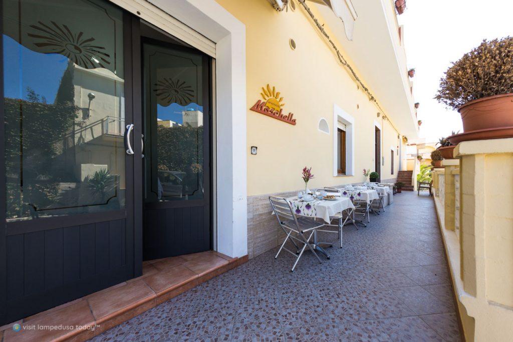 Hotel Moschella a Lampedusa