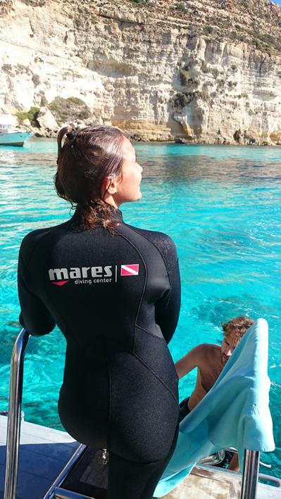 Marina Diving Center Lampedusa