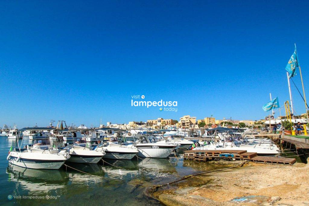 Noleggio Barche Onda Marina a Lampedusa