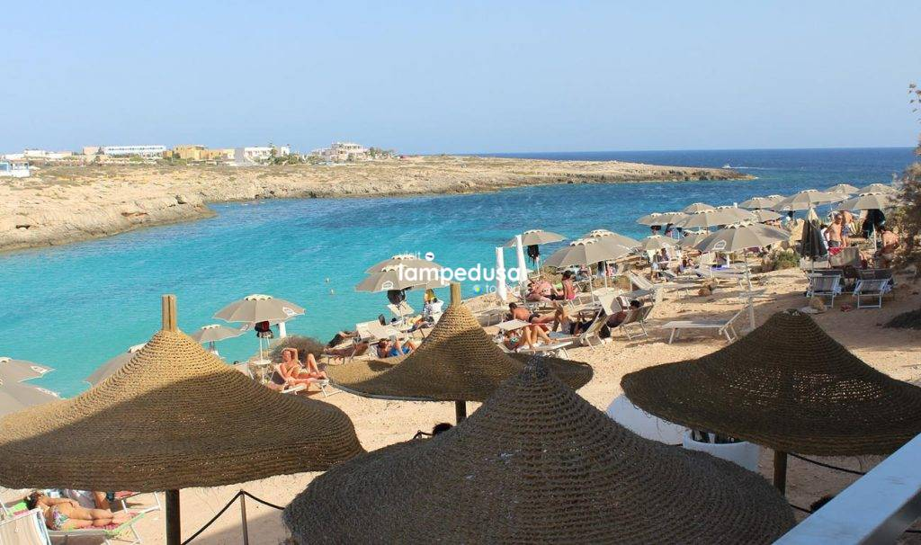 Portu 'Ntoni Boat Food Beach a Lampedusa