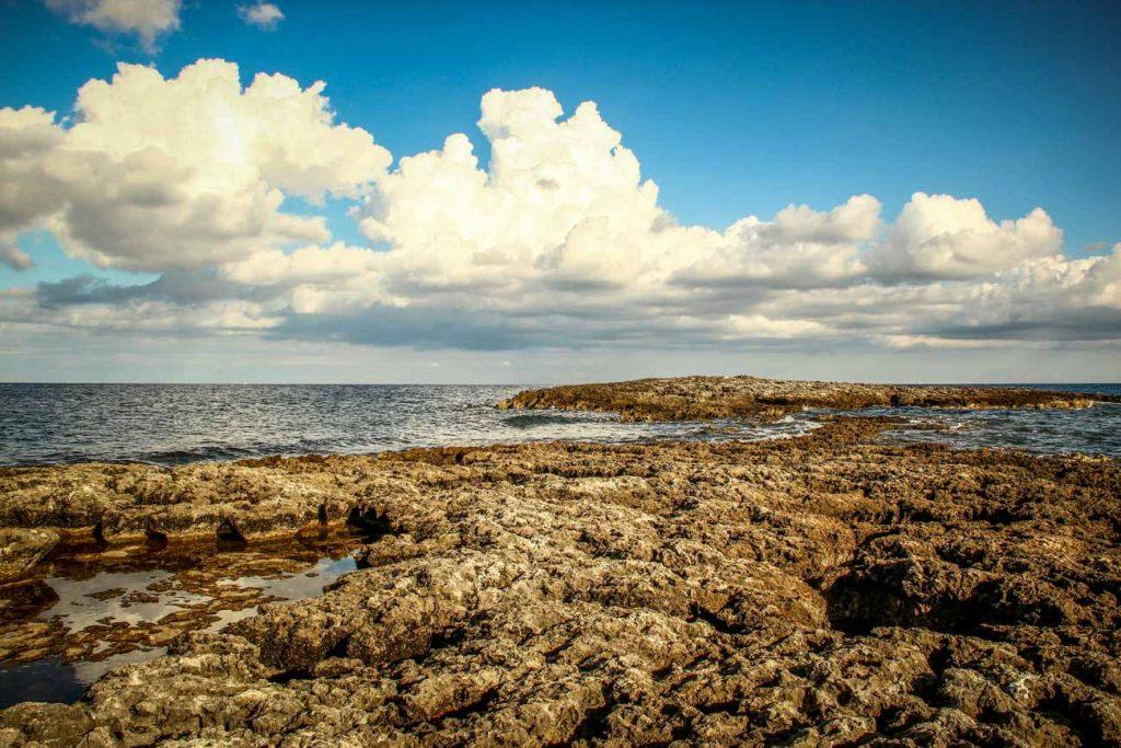 Punta Sottile a Lampedusa