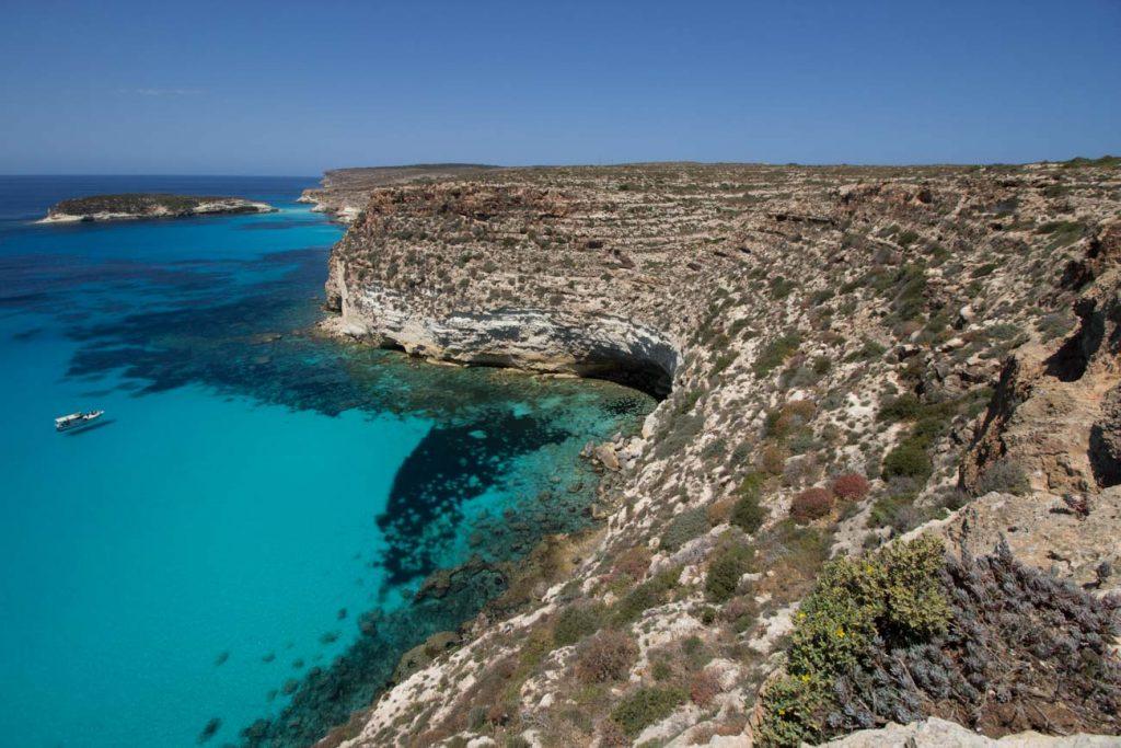 La Tabaccara a Lampedusa