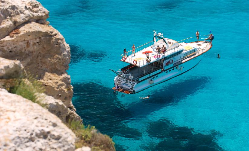 U'Piddu Club a Lampedusa