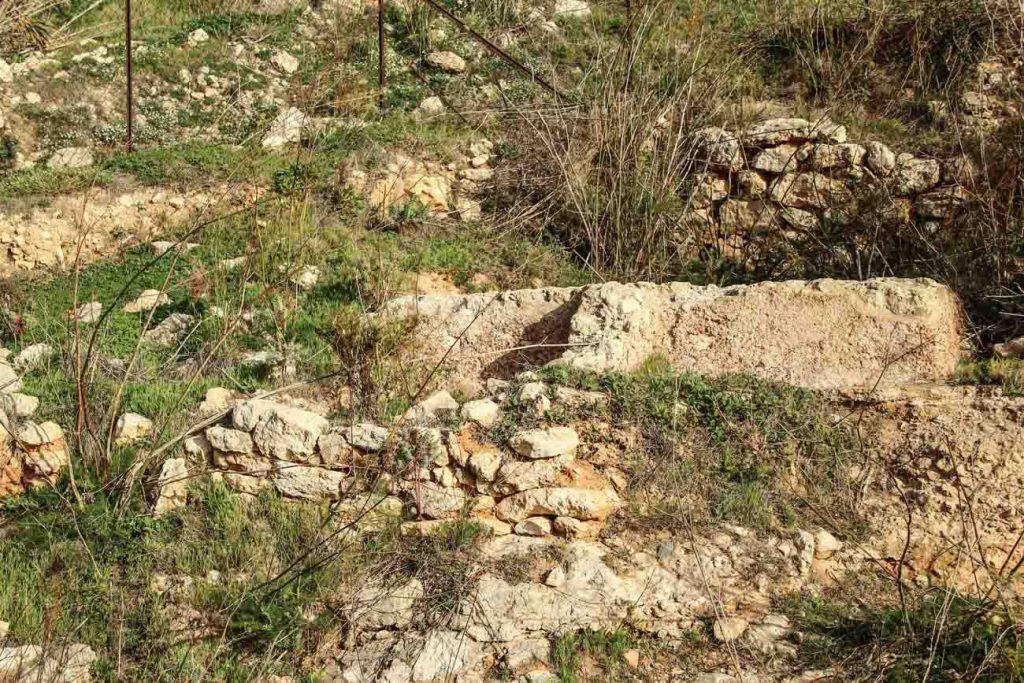 Vasche Romane a Lampedusa