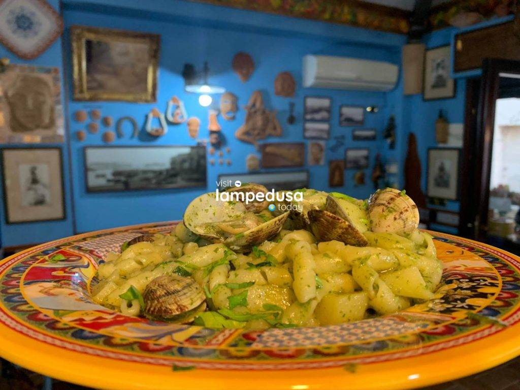 Trattoria Pizzeria Voscenza a Lampedusa