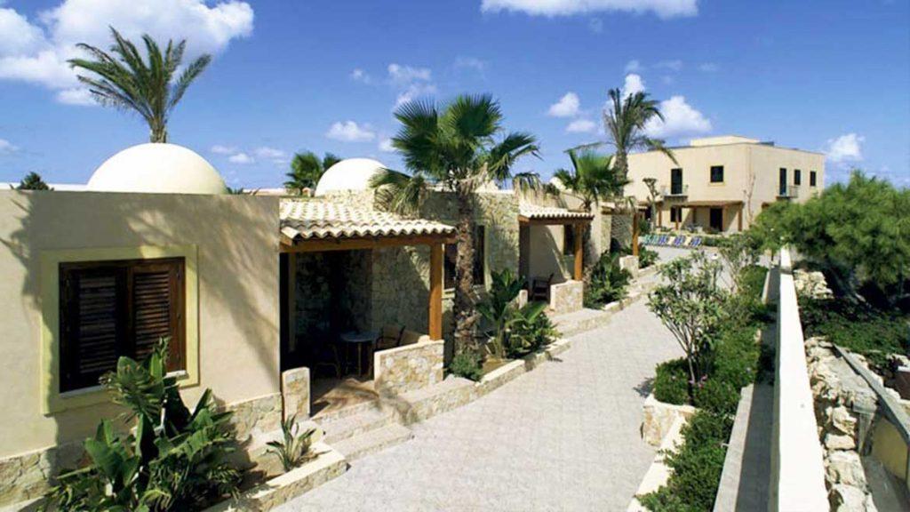 Oasis Hotel Residence Resort a Lampedusa