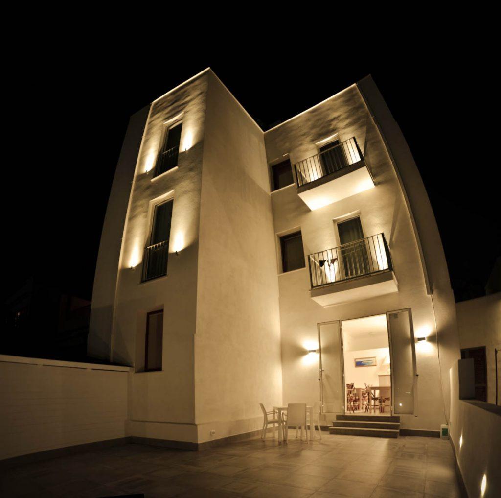 Hotel Vega a Lampedusa