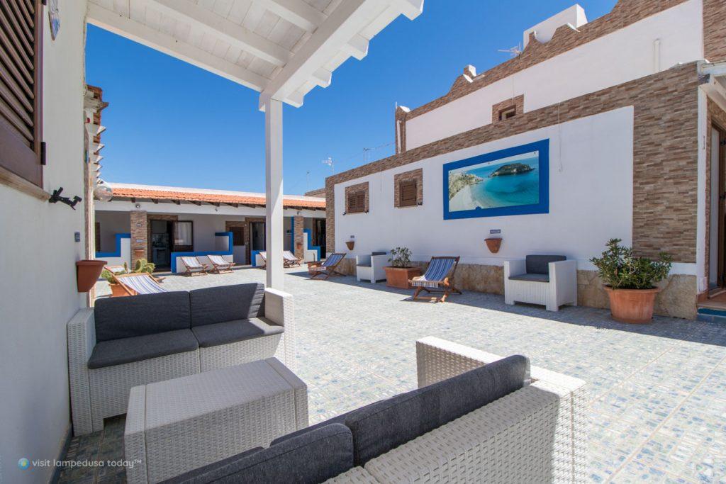 Residence Tartaruga Rossa a Lampedusa