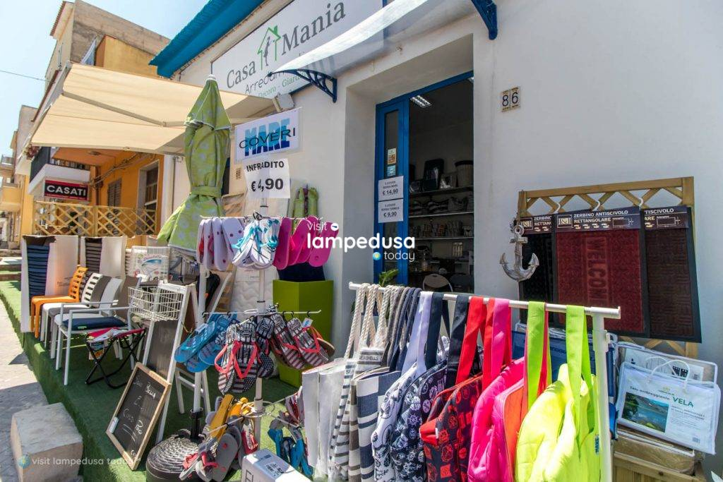 Casa Mania Lampedusa