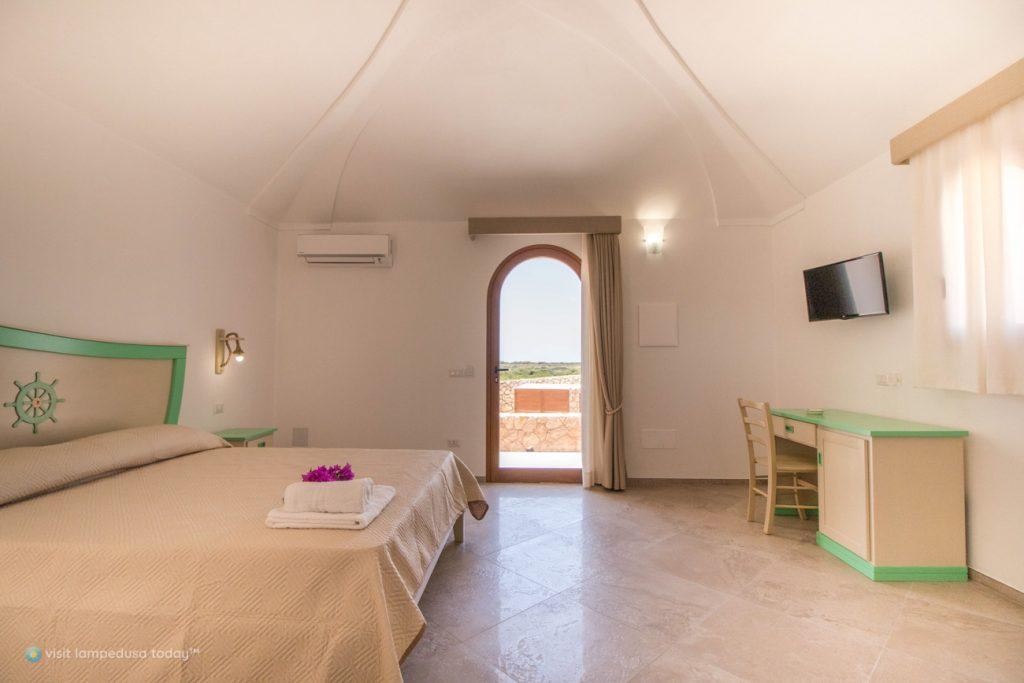 Casa Zita a Lampedusa