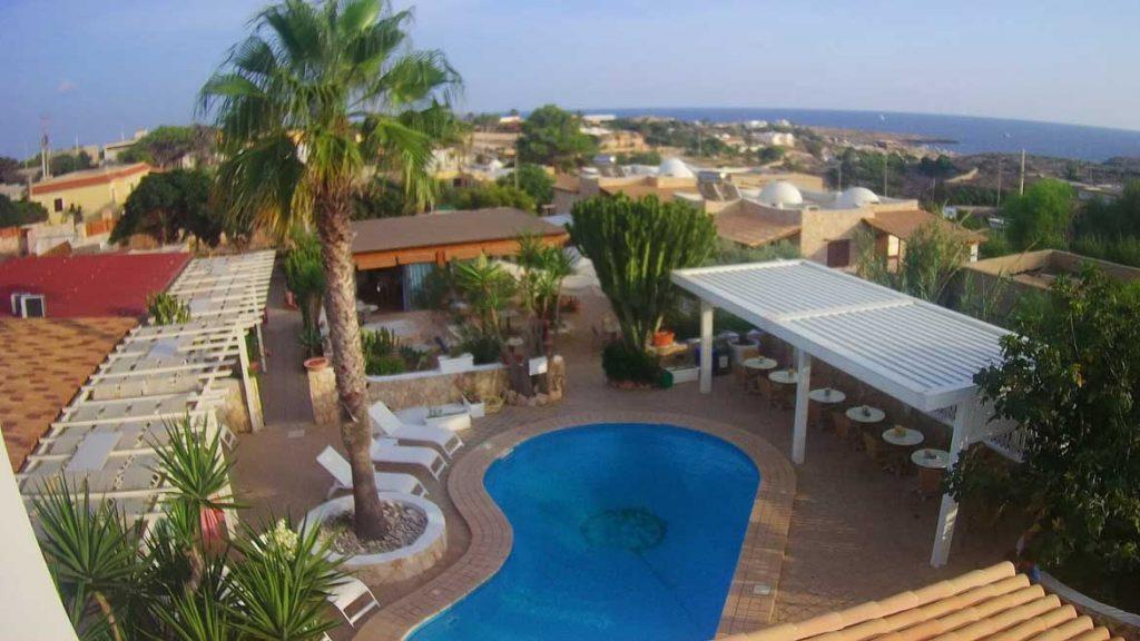 Residence Le Villette di Cala Madonna a Lampedusa