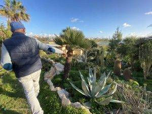Il Giardino di Giò, ooasi verde a Lampedusa