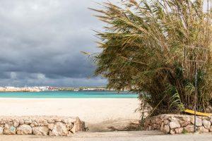 La magia di Lampedusa d'inverno
