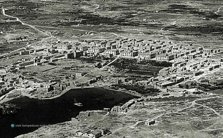 Lampedusa nel 1943