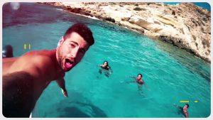 Lampedusa Summer 2018! I protagonisti dello spot dell'estate siete voi
