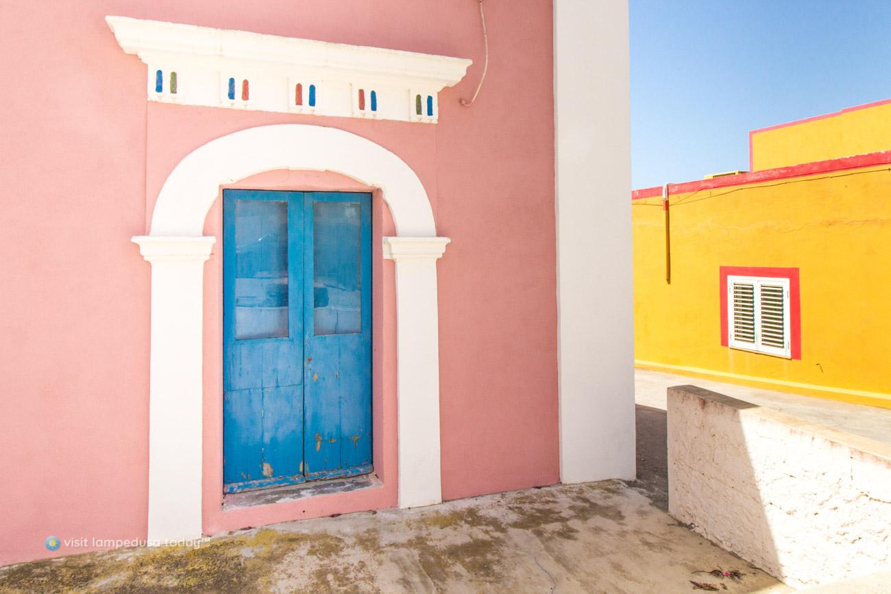 SE MONET AVESSE VISITATO LE PELAGIE: piccola enciclopedia dei colori isolani