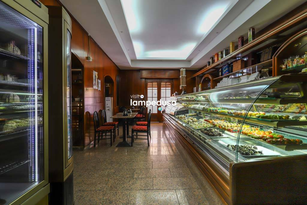 Bar Roma a Lampedusa