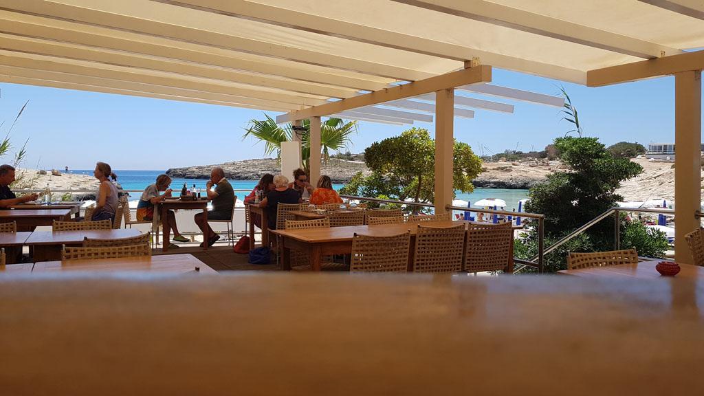 Cala Croce Club a Lampedusa